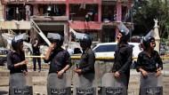 Anschlag auf ägyptischen Innenminister Ibrahim