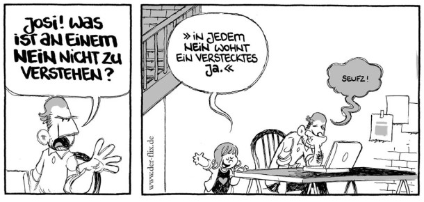 Comic/ Flix/Glückskind/2-4