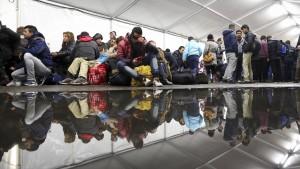 Flüchtlingsansturm bringt Kommunen ans Limit