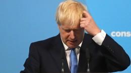 Diese Probleme warten auf Boris Johnson