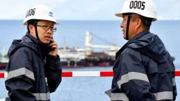 So will China seine Handelsroute durchsetzen