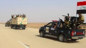 IS zum Rückzug gezwungen