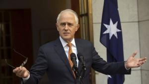 Wie Malcolm Turnbull Amerika beim Dealmaking helfen will