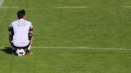 Özils Rücktritt