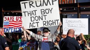 Das Schweigen der Republikaner