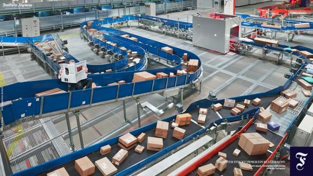 Postchef Frank Appel erklärt, was Qualität für ihn bedeutet