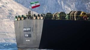 Iranischer Tanker fährt weiter Richtung Türkei