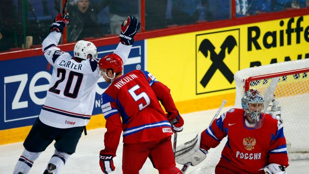 Russische Peinlichkeit, Schweizer Freude