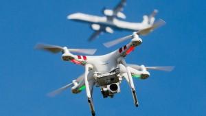 Drohnen könnten geortet werden