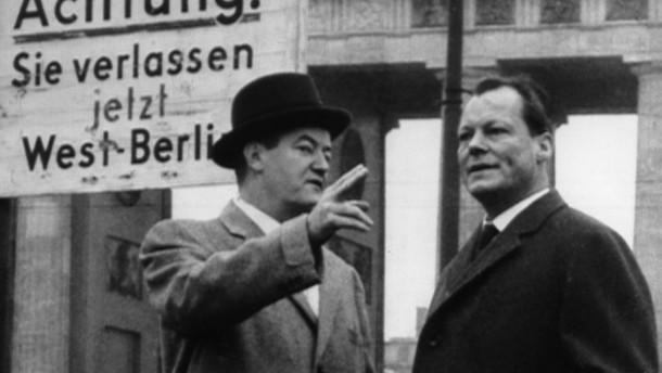 Washington unterstützte Willy Brandt mit geheimen Zahlungen
