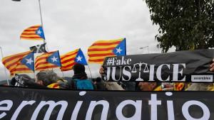 Die Separatisten und  das wirkliche Spanien