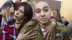 18 Monate Haft wegen Tötung eines verletzten Palästinensers