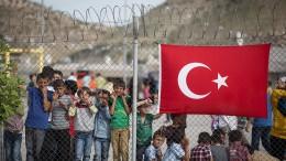 EU zahlt Hunderte Millionen Euro an Flüchtlinge in Türkei