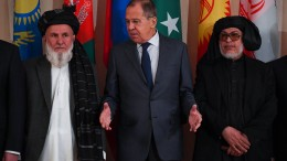 Afghanistan-Konferenz bemüht sich um Frieden