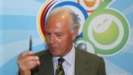 Der WM-Skandal droht für Beckenbauer teuer zu werden