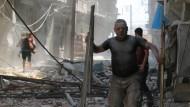 In Aleppo entscheidet sich der Syrien-Krieg