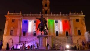 Man hat vernommen, dass Herr Salvini keinen Krieg wünscht