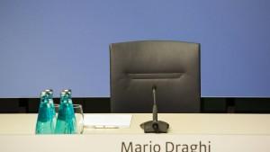 Das sind die Favoriten im Kampf um Draghis Stuhl