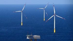 Ausbau der Windenergie nähert sich Obergrenze