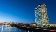 In der EZB nahmen die Negativzinsen ihren Anfang