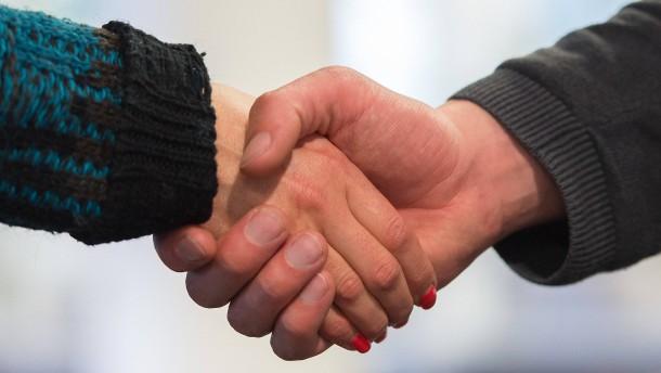 Dänemark verlangt Handschlag für Staatsbürgerschaft
