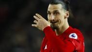 Ibrahimovic rettet Manchester