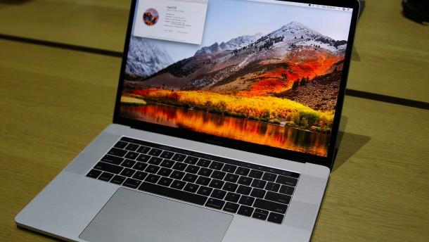 Krasse Sicherheitslücke auf Apple-Computern