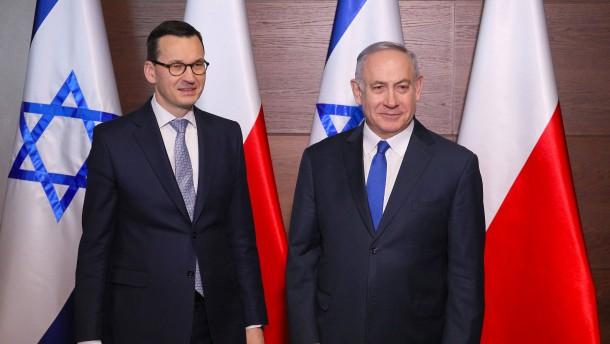 Visegrád-Gipfel in Israel abgesagt