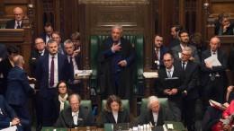 Parlament darf nicht über unveränderten Brexit-Deal abstimmen