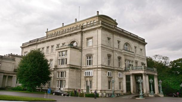 Villa Hügel in Essen