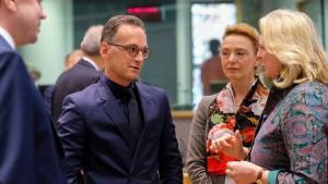 EU will sich weiter für den Iran-Atompakt starkmachen