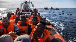 Juristen: Weltstrafgericht soll Ermittlungen gegen EU einleiten