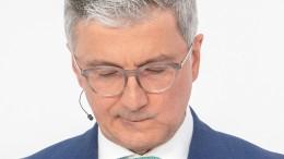Anwaltsnotizen bringen Rupert Stadler in Defensive