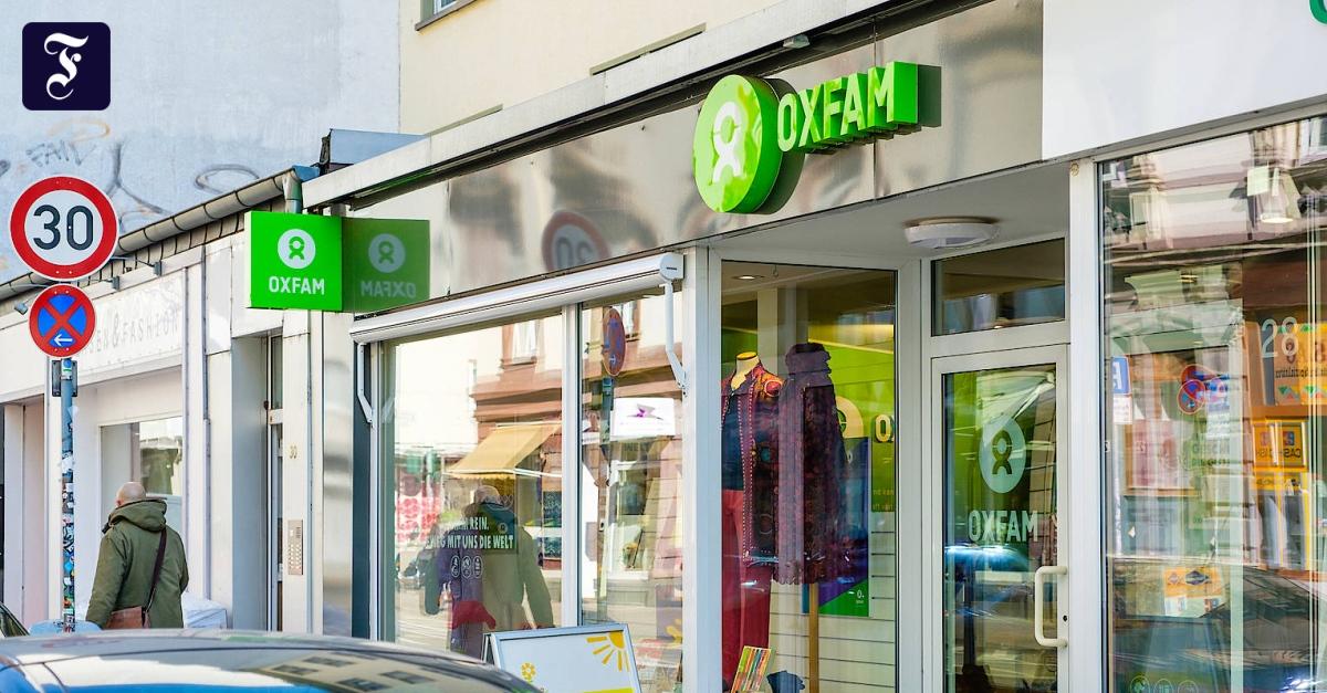 Oxfam Frankfurt