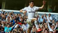 Große Sprünge sind drin: Gareth Bale soll zehn Millionen bei Real pro Jahr verdienen