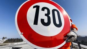 Polizeigewerkschaft für generelles Tempolimit auf Autobahnen