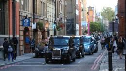 London führt hohe Abgas-Maut ein