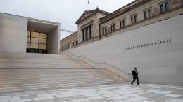 Neues Edel-Entree für Berliner Museumsinsel