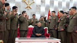 """Nordkorea """"wahrscheinlich"""" im Besitz von Atomwaffen"""