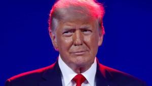 Trump ließ sich heimlich gegen Corona impfen