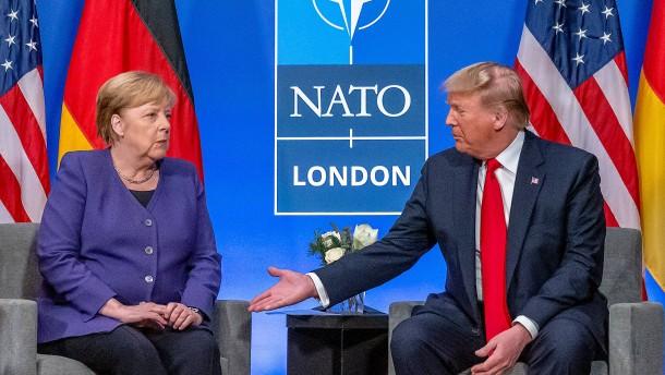 Was die Wahl für die deutsche Sicherheitspolitik bedeutet