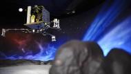 Wie geht es für Philae und Rosetta jetzt weiter?
