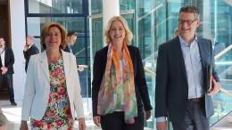 SPD-Vorstand macht Weg für Doppelspitze frei