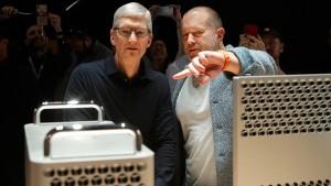 Abschied des Apple-Ästheten