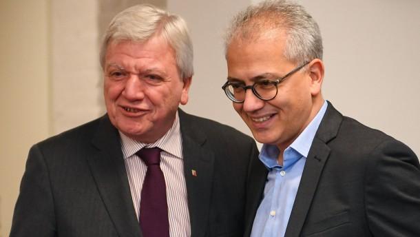 Koalitionsvertrag soll bis Weihnachten stehen
