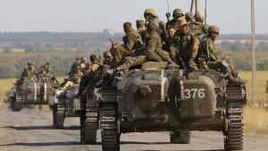 Putin fordert Gespräche über Staatlichkeit der Ostukraine