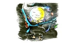 Kevins Mondfahrt