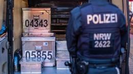 Auf der Geldspur der Kriminellen