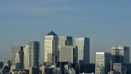 "Should I stay or should I go? Londons Finanz- und Bankendistrikt ""Canary Wharf"""