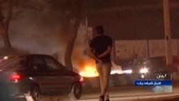 Gewaltsame Proteste in Iran